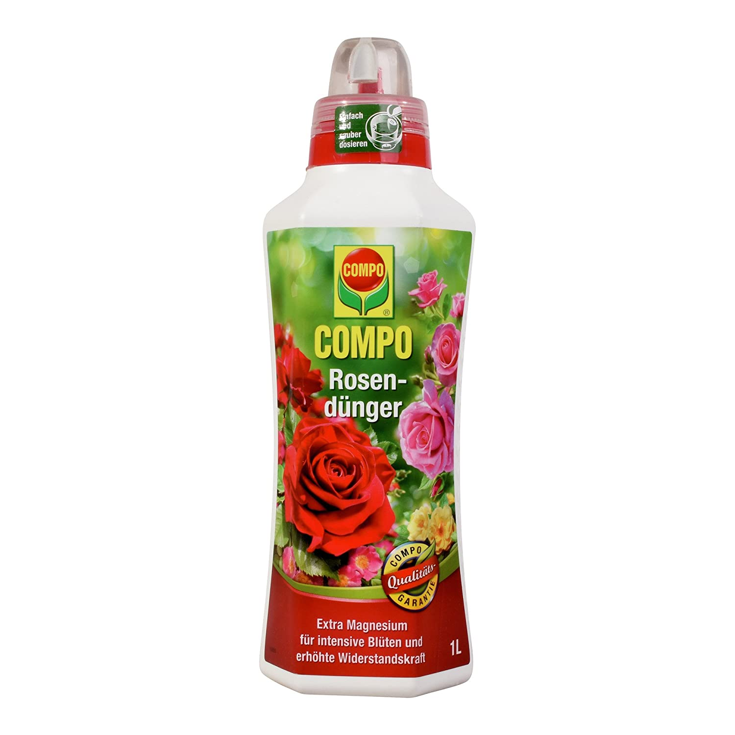 Compo 1456012 1 Litre Rose Feed - Multi-Colour