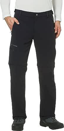VAUDE Men's Stretch T-Zip Pants II, Hiking Pants