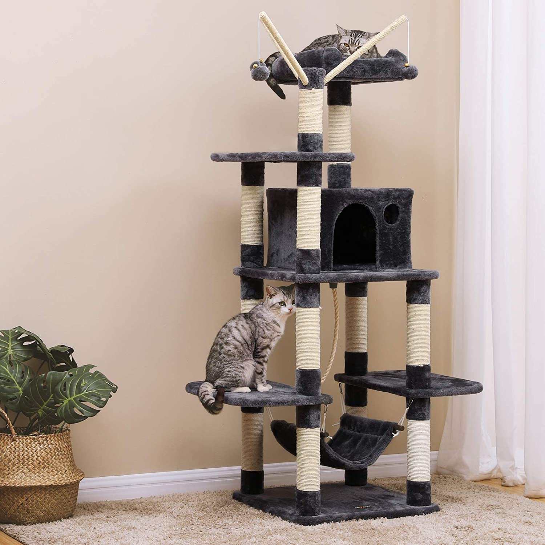 Formas de mantener entretenido a tu gato