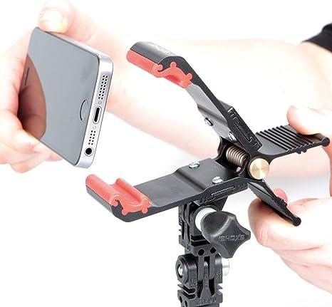 iSHOXS Smart Mount – Soporte para smartphone Pinza de plástico ...