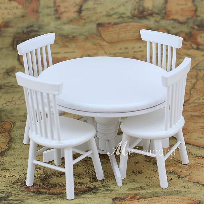 Updated 2021 – Top 10 Miniature White Furniture