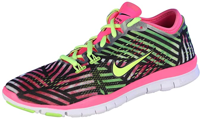 91d5ada59a0e69 Image Unavailable. Image not available for. Colour  Nike Free 5.0 Tr Fit  Print Running Shoes