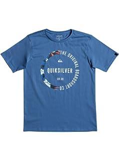 Boys KTEOI4 RIP CURL Boys Undertown Filter Ss Tee Shirt