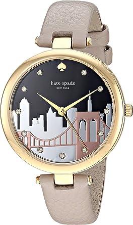d6fdcb38b72a Amazon | ケイト・スペード ニューヨーク レディース Varick - KSW1481 One Size グレー | レディース腕時計 |  腕時計 通販