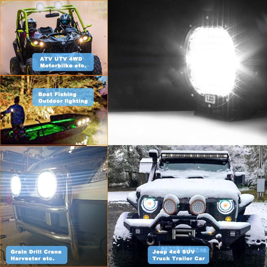 Ruilitech - Luz de trabajo para 4 WD 4x4 camiones ...