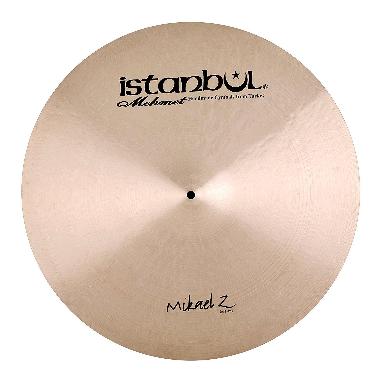 Istanbul Mehmet Cymbals Jazz Series Mikael Z Tribute Ride Sizzle Cymbals MZ-RSZ (20