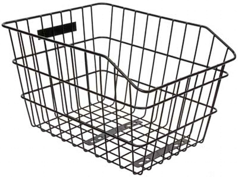 Sunlite Rack Top Wire Basket, 13 x 16 x 8, Black by Sunlite   B003ZMBMQ6