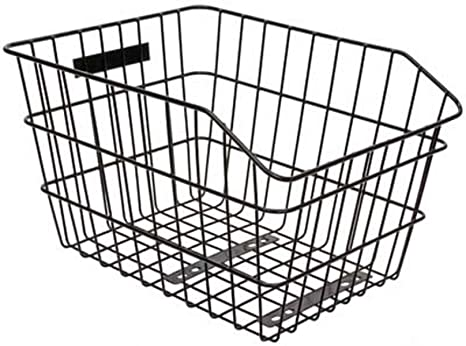 Amazon Com Sunlite Rack Top Wire Bike Baskets Sports Outdoors