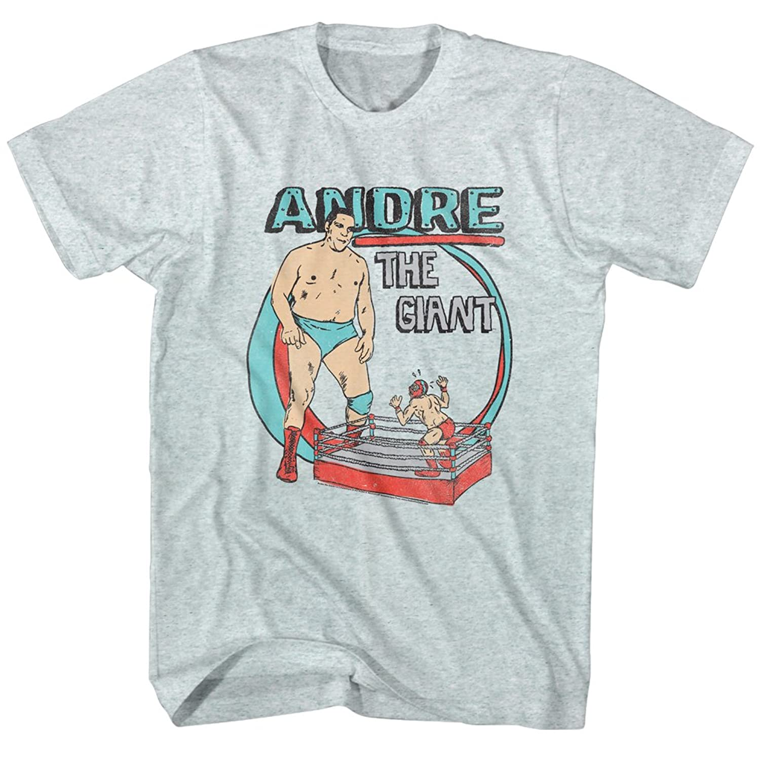 Andre The Giant - Mens He Big T-Shirt