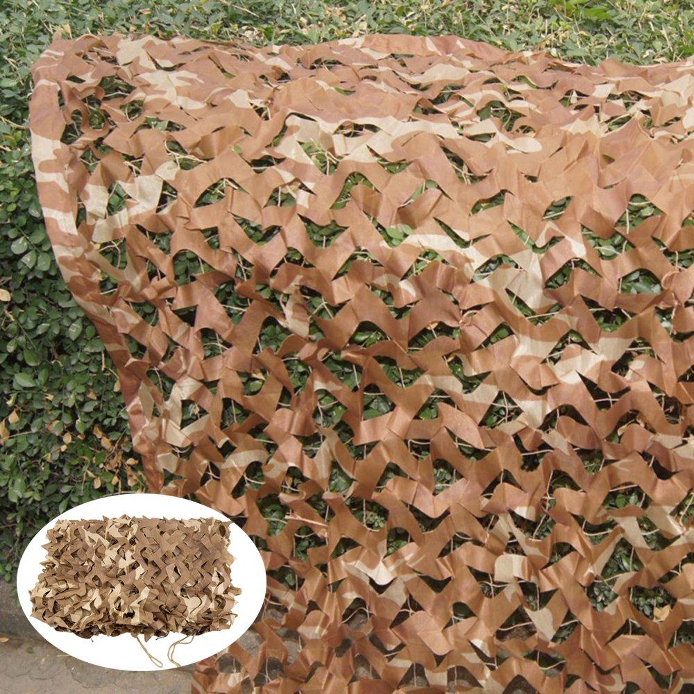 Camouflage Rete Mimetica in Tessuto Oxford da Caccia Militare e Campeggio Diverse Dimensioni Camo seebesteu