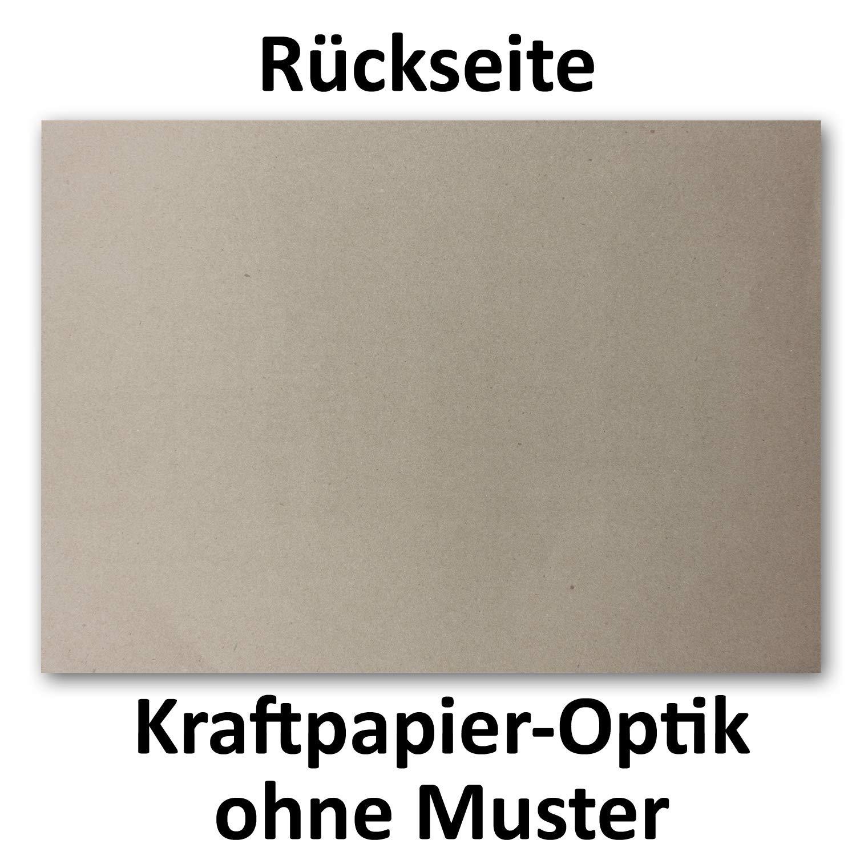 400 Blatt  40 Blatt gratis Brief-Papier DIN A4 A4 A4 Briefbogen Ornament elegantes VINTAGE Kraftpapier-print braun-beige Motivpapier 100 g m² B07HY81QF7 | Perfekt In Verarbeitung  212ba6