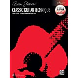 Classic Guitar Technique, Vol 1: Book & Online Audio (Shearer Series, Vol 1)