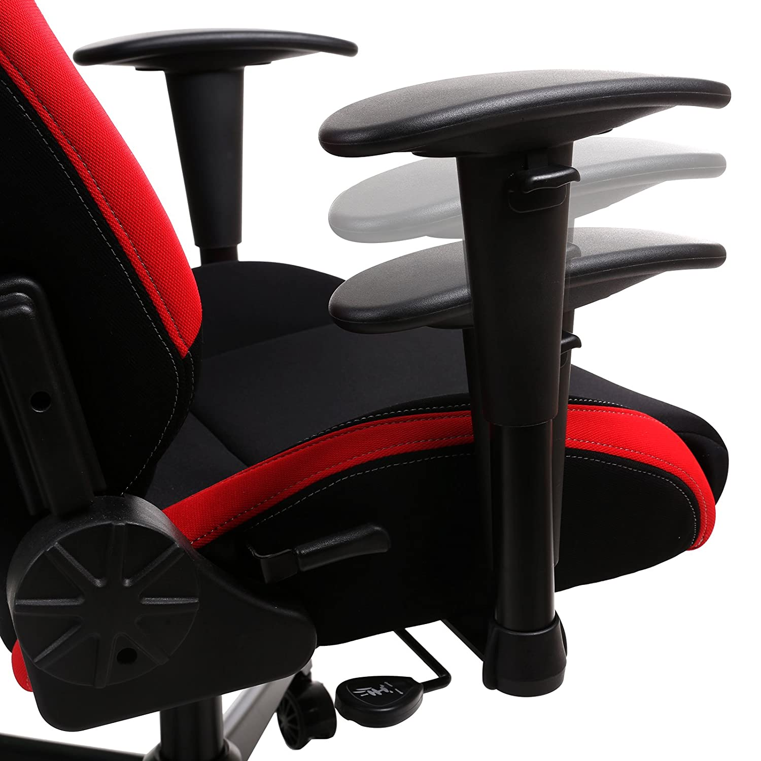 Songmics Racing Sport gaming Chair fice puter Chair with the