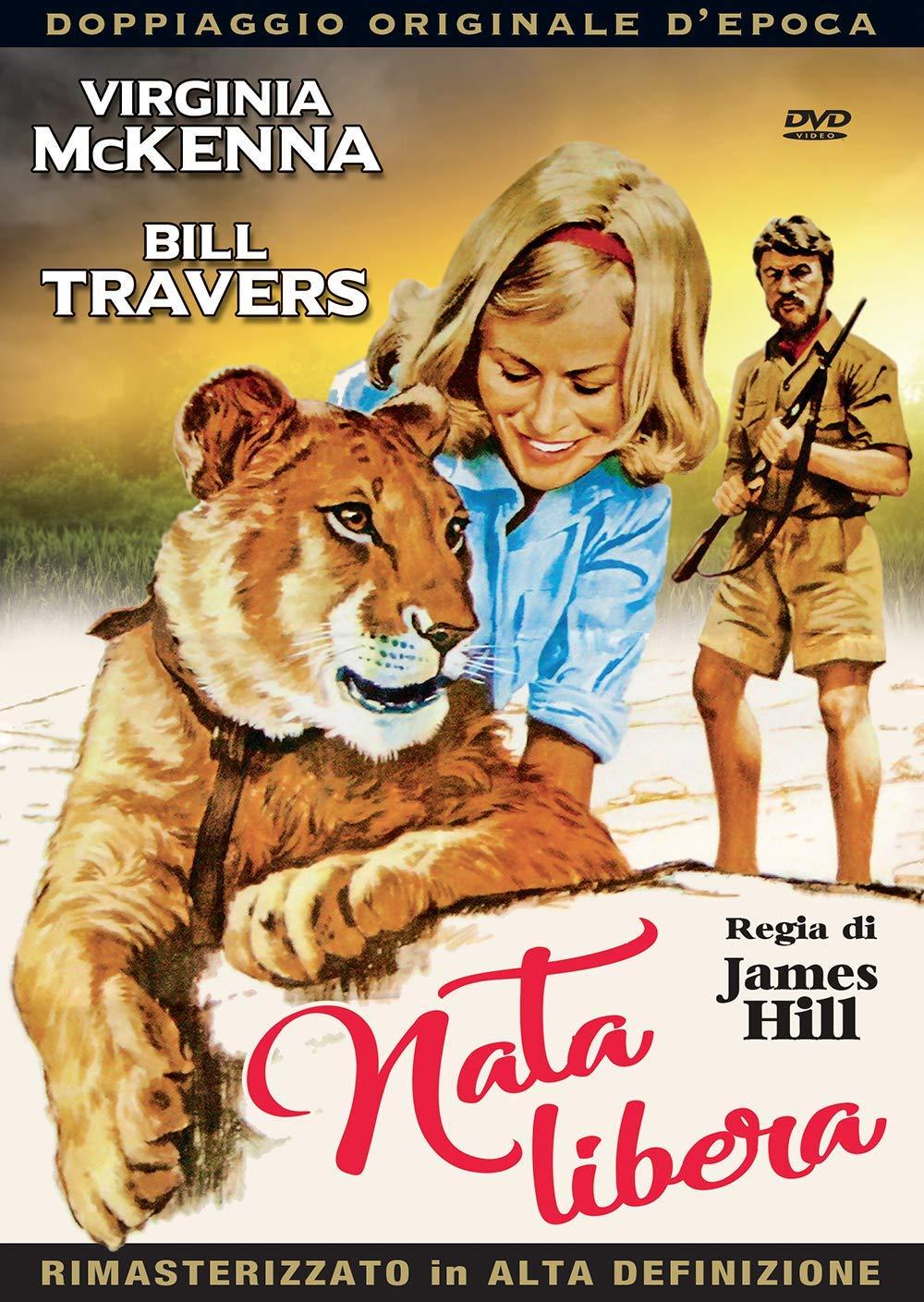 Nata Libera (1966): Amazon.it: Mckenna,Traves,Keen, Mckenna,Traves,Keen:  Film e TV