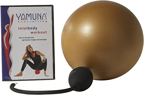 Yamuna Body Rolling Gold Ball Kit