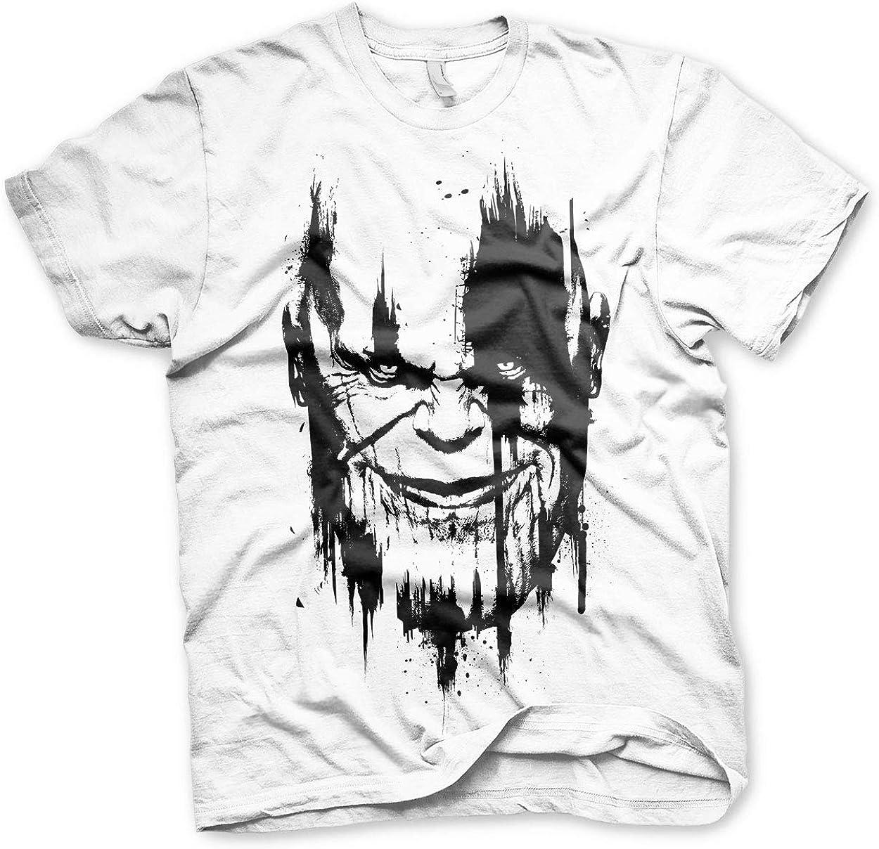 All Sizes Avengers Infinity War Tee Thanos Infinity Gauntlet T-Shirt