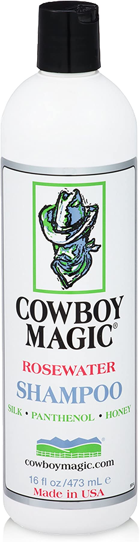 Cowboy Magic Grooming Rosewater Shampoo
