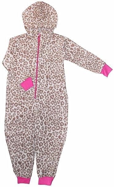 Diseño de piel de leopardo pijama patrones de costura para: Amazon.es: Ropa y accesorios