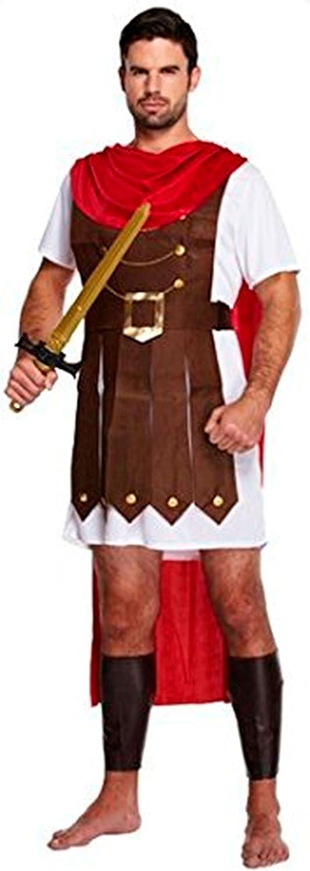 Amazon.com: Disfraz de gladiador para hombre y adulto ...