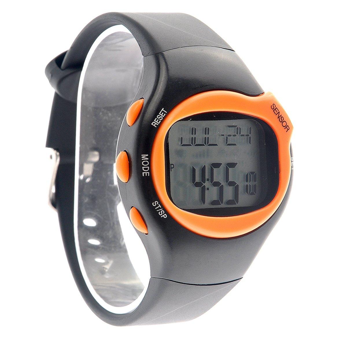 Contador de calorías Pixnor impermeable Unisex pulso pulso ...
