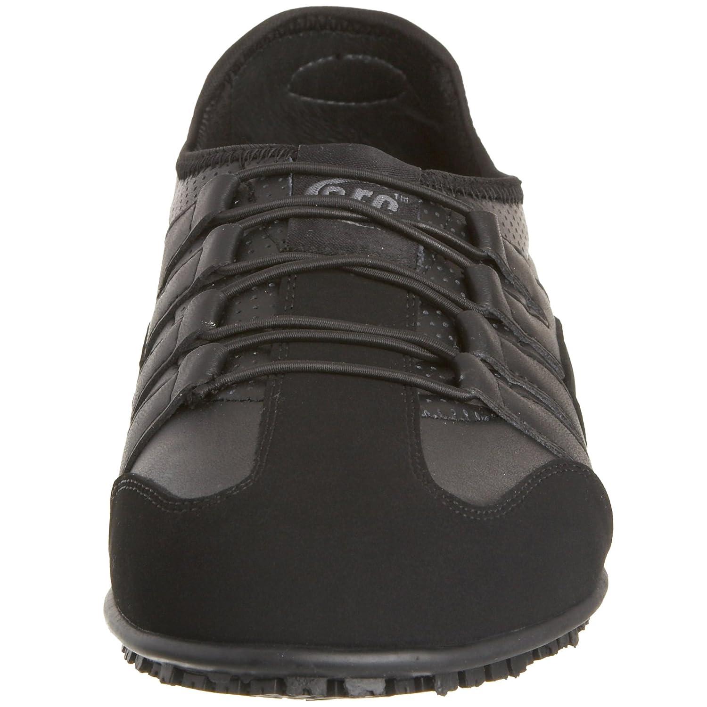 asics black non slip