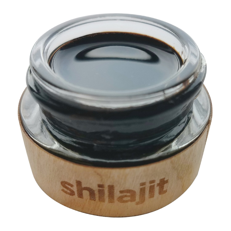 Shilajit - 100% Himalayan - (10 Grams) Black Platinum Resin - Natural Cold Filtered - Nootropic