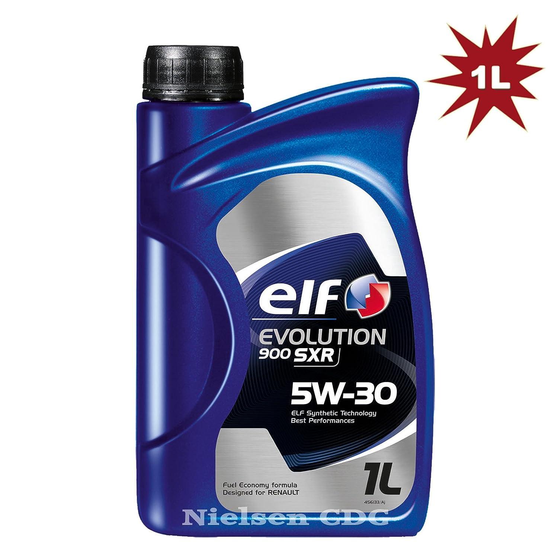 Elf Evolució n de Elfo 900 SXR Aceite de Motor 5 W30 1L 100