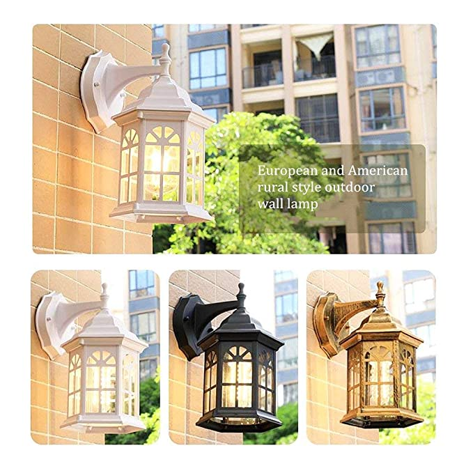 Chaises Lampe dextérieur Murale Vintage Rétro Applique ...