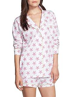 Marigot Women s Lurin Short Pajama Set X-Small Lake at Amazon ... ff1bab3a9