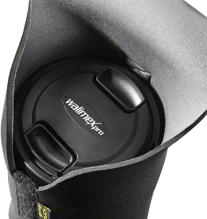 Walimex Objektivbeutel Neopren Größe L 9x21cm Kamera