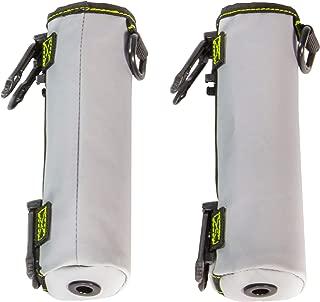 product image for Perception Kayaks Splash Fishing Rod Holders for Kayaks - One Pair, Grey