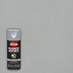 Krylon K02766007 Fusion All-In-One spray-paints, Aluminum