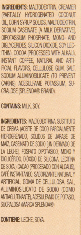 Amazon.com - Hills Bros Cappuccino Sugar-Free Double Mocha 12 Ounce (Pack of 2) -