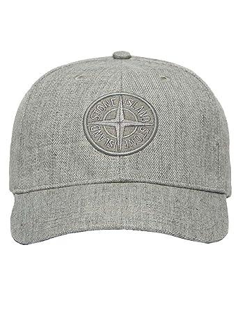 b6feda443f4 Stone Island - Grey Cap L