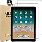 【2枚セット】MO iPad 9.7 フィルム iPad Pro 9.7 / Air2 / Air/New iPad 9.7インチ 強化ガラス iPad 2018 2017 液晶保護ガラスフィルム 高透過率 気泡ゼロ 硬度9H (9.7インチ,2枚セット)