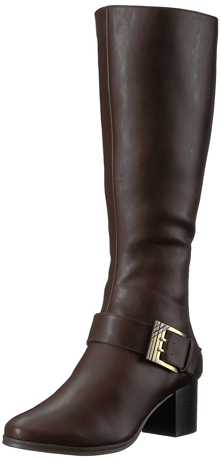 Aerosoles Women's Chatroom Knee High Boot B06Y5X4837 7 W US|Brown