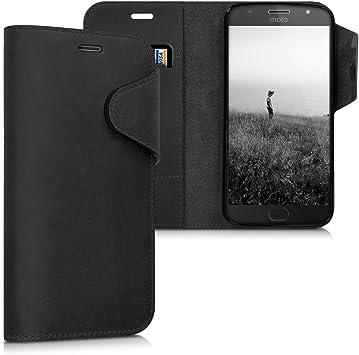 kalibri Funda Compatible con Motorola Moto G5S Plus: Amazon.es ...