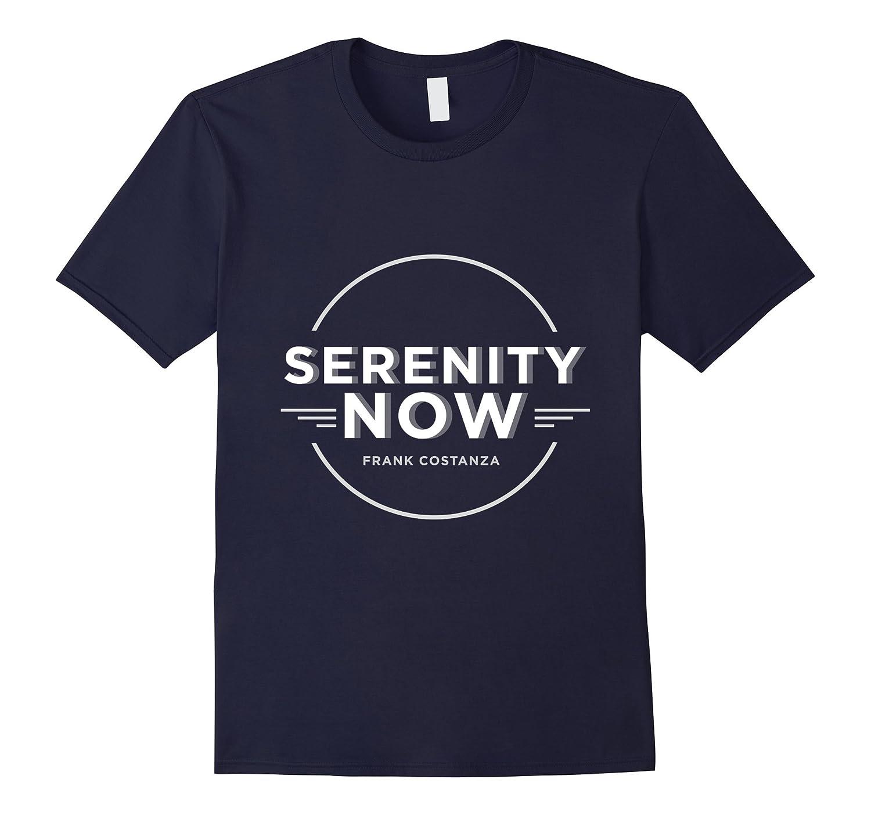 'Serenity Now' T shirt / Costanza-Art