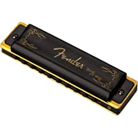 Fender 0990702001 Blues Deville Harmonica, Key of C