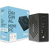 Zotac Zbox CI329 nano mini-PC mit Windows 10 (Intel N4100 quad-core, Intel UHD Graphics 600, 4GB RAM, 32GB M.2 SSD, Win 10)
