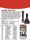 Red Devil 4202 1.25-Inch Flex Putty Knife