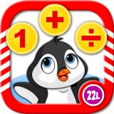 Math Games for PreK - Grade 4: Math Bingo and Math Drills Challenge Learning for Kids (Pre-K to Fourth Grade) - Adventure Basic School Math: Numbers, Addition, Subtraction, Multiplication and Division (Preschool, Kindergarten, Grade 1, 2, 3 and 4)