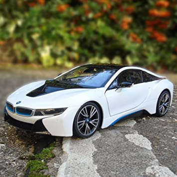 1 14 Bmw I8 Rc Car Amazon Co Uk Toys Games