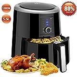 Power Air Fryer Xl 5 0 Litre Chip Fryer Portable Oven