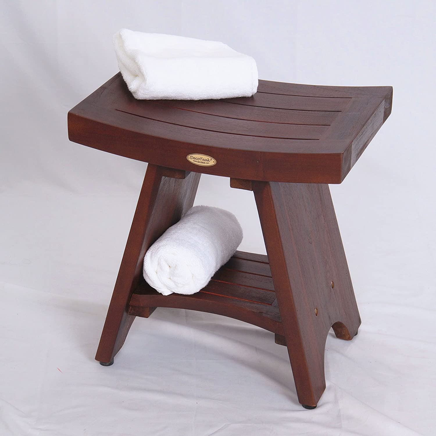 Amazon.com: FULLY ASSEMBLED Serenity Eastern Style Teak Serenity ...