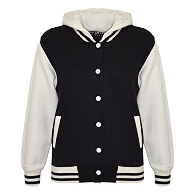 Image result for varsity hoodie jacket