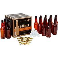 Mr. Beer 1/2 Liter Deluxe Home Brewing Beer Bottling Set