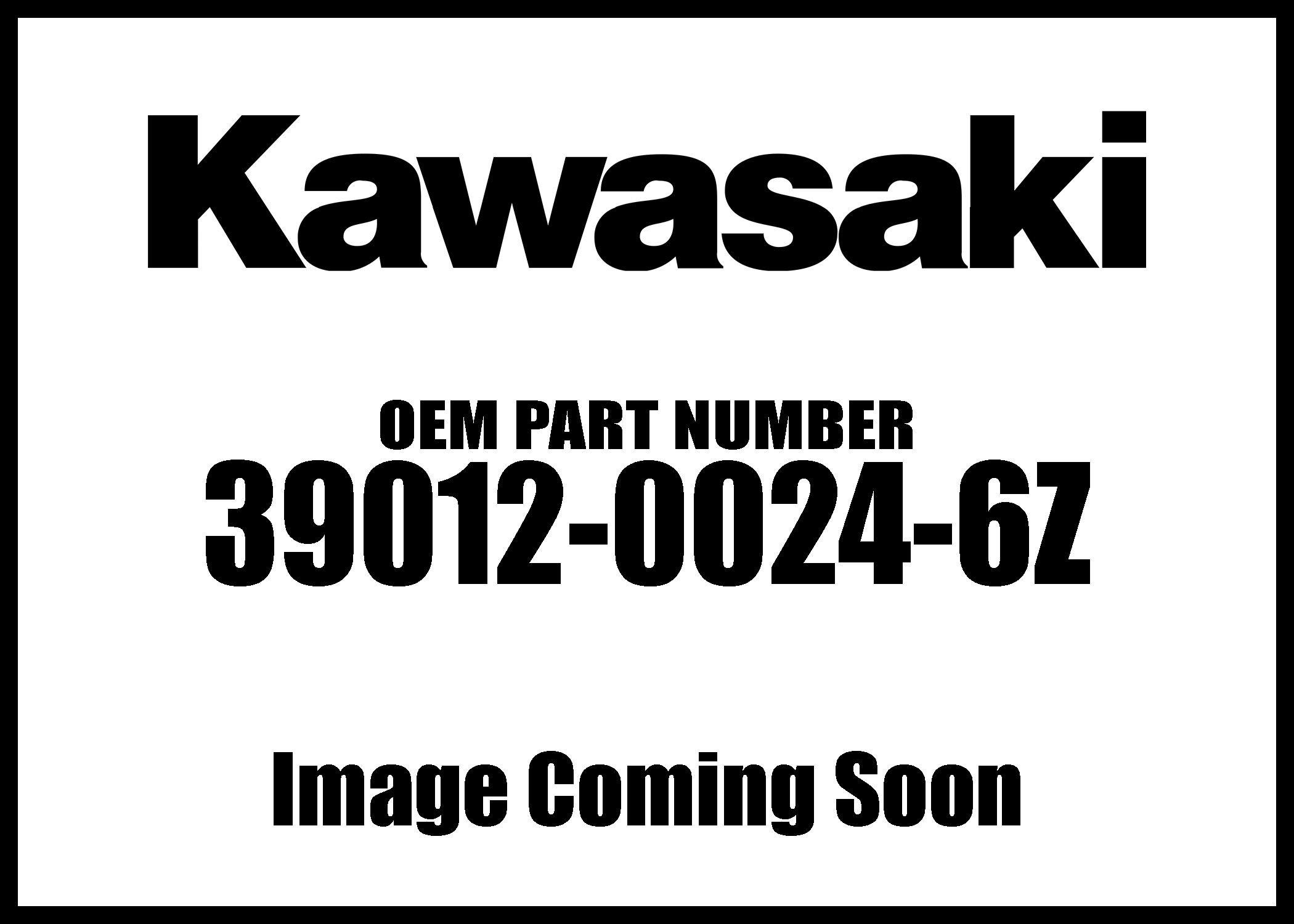 Kawasaki 2008-2013 Teryx 750 4X4 Le Teryx 750 Fi 4X4 Le Sge Storage F Black Case 39012-0024-6Z New Oem