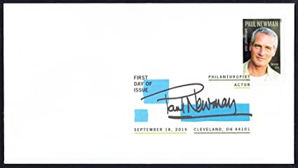 Paul Newman USPS Forever Stamp Collectible First Day Cover