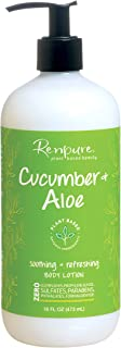 product image for Renpure plant-based Beauty Cucumber & Aloe Soothing + Refreshing Body Lotion, 16 Fluid Oz
